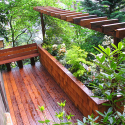 professional wood decking installation and maintenance cape town