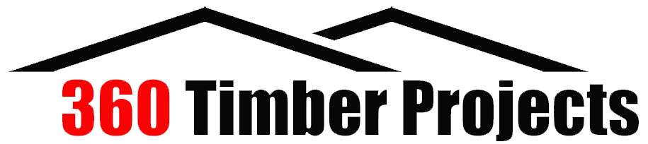 360 timber projects logo