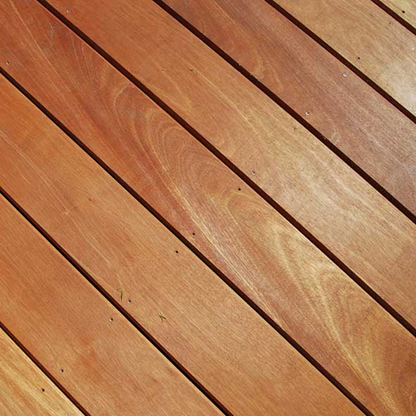 balau wood decking