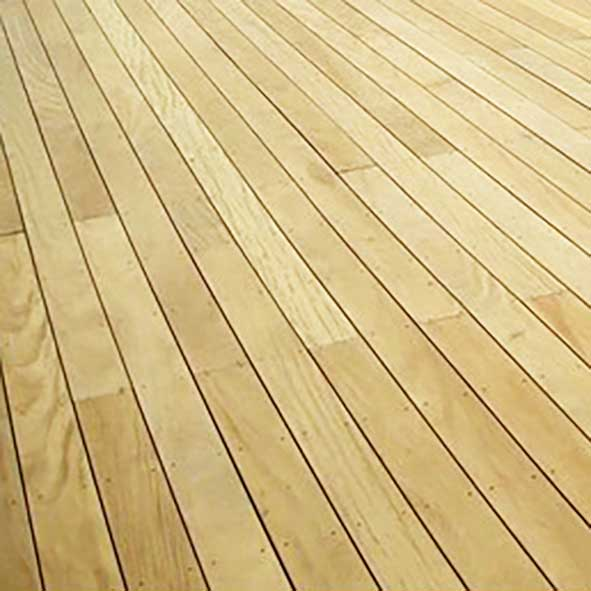 garapa wood decking